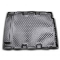 Poliuretaninis bagažinės kilimėlis LAND ROVER Defender 110 2007-2016 (5 durų, be 3-ios sėdynių eilės)