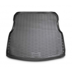 Poliuretaninis bagažinės kilimėlis NISSAN Almera Sedan 2012→