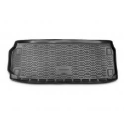 Poliuretaninis bagažinės kilimėlis NISSAN Pathfinder 2014→ (su 3-ia sėdynių eile)