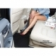 Guminiai kilimėliai AUDI A8 Long 2002-2009 (pakeltais kraštais)