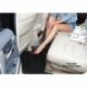 Guminiai kilimėliai CHEVROLET Silverado 1500/2500HD/3500HD Crew Cab 2007-2013 (pakeltais kraštais)