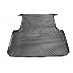 Poliuretaninis bagažinės kilimėlis TOYOTA Hilux Double Cab 2008-2015
