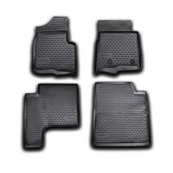 Guminiai kilimėliai FORD F150 Super Cab 2009-2013 (pakeltais kraštais)