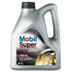 Tepalas MOBIL Super 2000 X1 10W-40, 4L