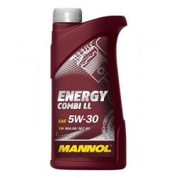 Tepalas MANNOL ENERGY COMBI LL 5W-30, 1L