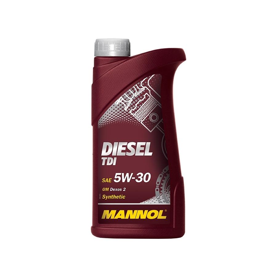Tepalas MANNOL DIESEL TDI 5W-30, 1L