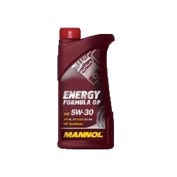 Tepalas MANNOL ENERGY FORMULA OP (OPEL) 5W-30, 1L