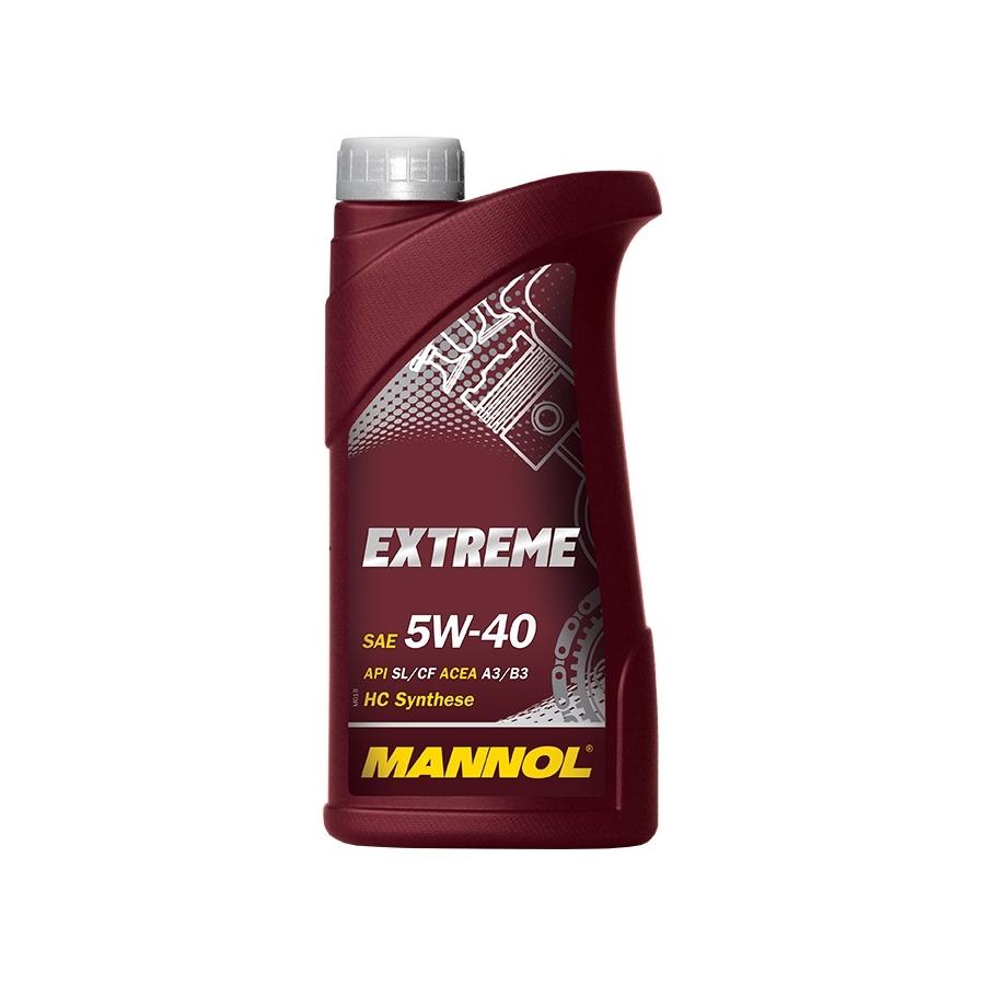 Tepalas MANNOL EXTREME 5W-40, 1L