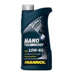 Tepalas MANNOL NANO TECHNOLOGY 10W-40, 1L