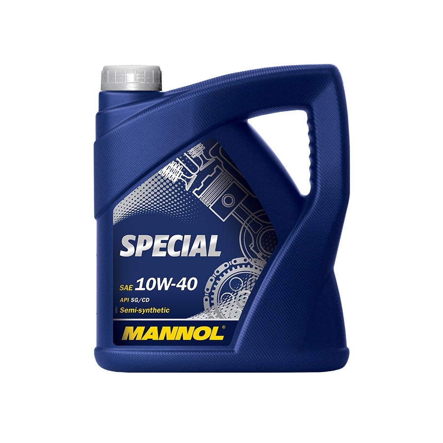 Tepalas MANNOL SPECIAL 10W-40, 4L