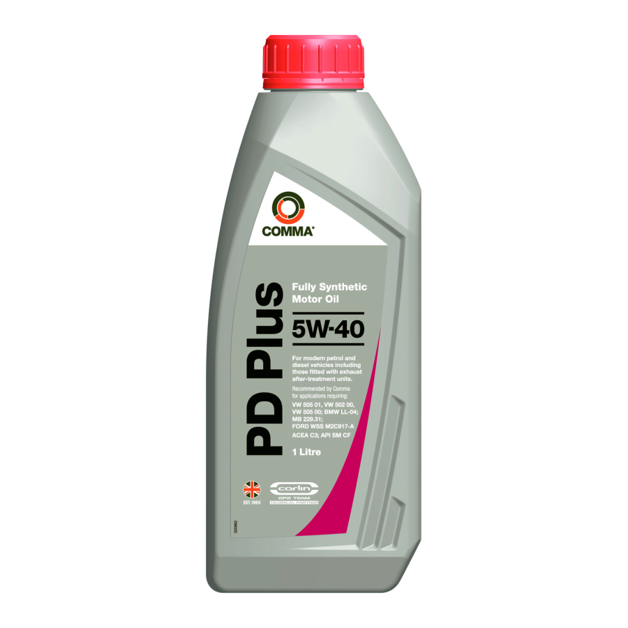 Tepalas COMMA PD Plus 5W-40, 1L