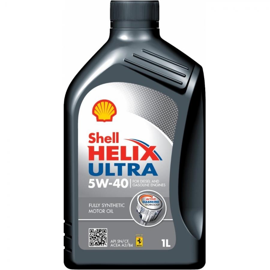 Tepalas SHELL HELIX ULTRA 5W-40, 1L