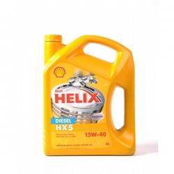 Tepalas SHELL HELIX DIESEL HX5 15W-40, 4L