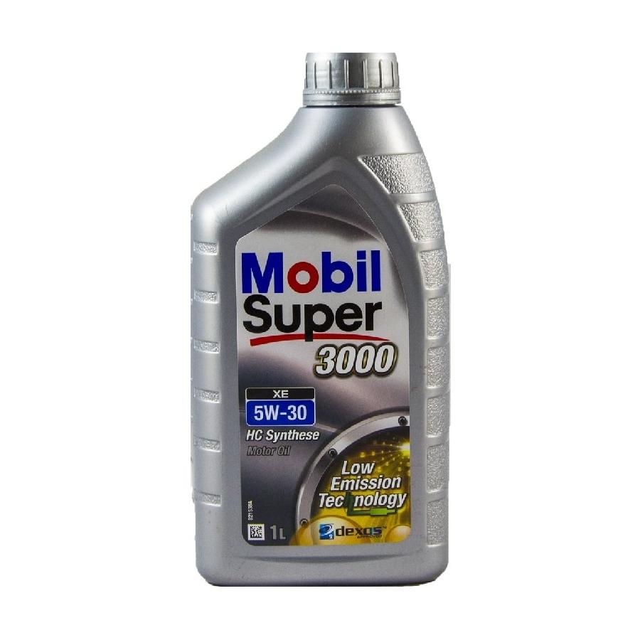 Tepalas MOBIL Super 3000 XE 5W-30, 1L