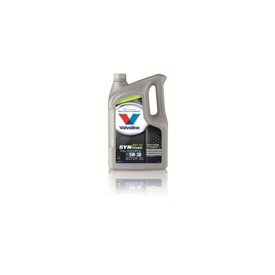 Tepalas VALVOLINE SYNPOWER MST C4 5W-30, 5L