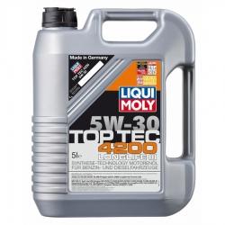 Tepalas LIQUI MOLY TOP TEC 4200 5W30, 5L