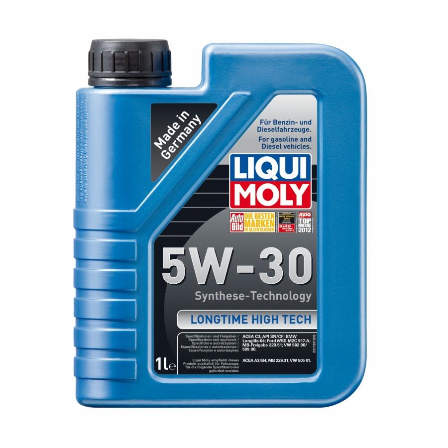 Tepalas LIQUI MOLY Longtime High Tech 5W30, 1L