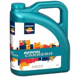 Tepalas REPSOL CARRERA 5W50, 4L