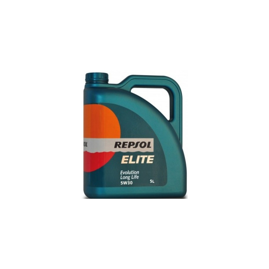 Tepalas REPSOL ELITE EVOLUTION LONG LIFE 5W30, 5L
