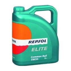 Tepalas REPSOL ELITE COMMON RAIL 5W30, 5L