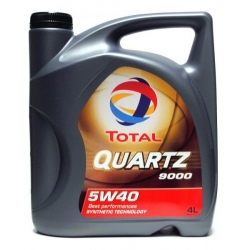 Tepalas TOTAL QUARTZ 9000 5W-40, 4L