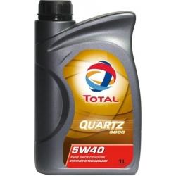 Tepalas TOTAL QUARTZ 9000 5W-40, 1L