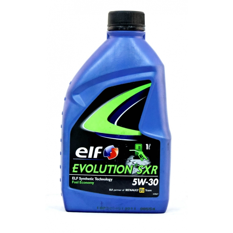Tepalas ELF EVOLUTION SXR 5W-30, 1L
