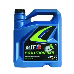 Tepalas ELF EVOLUTION SXR 5W-30, 5L