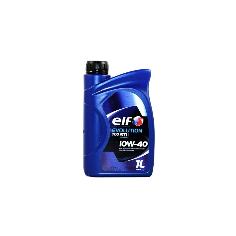 Tepalas ELF EVOLUTION 700 STI 10W-40, 1L