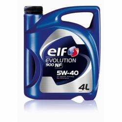 Tepalas ELF EVOLUTION 900 NF 5W-40, 4L