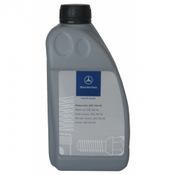 Originalus Tepalas MERCEDES-BENZ MOTOR OIL 229.3 5W-40, 1L