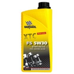 Tepalas BARDAHL XTC FS 5W30 Synthetic, 1L