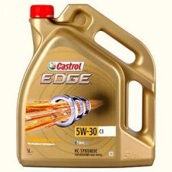 Tepalas CASTROL EDGE TITANIUM FST C3 5W30, 5L