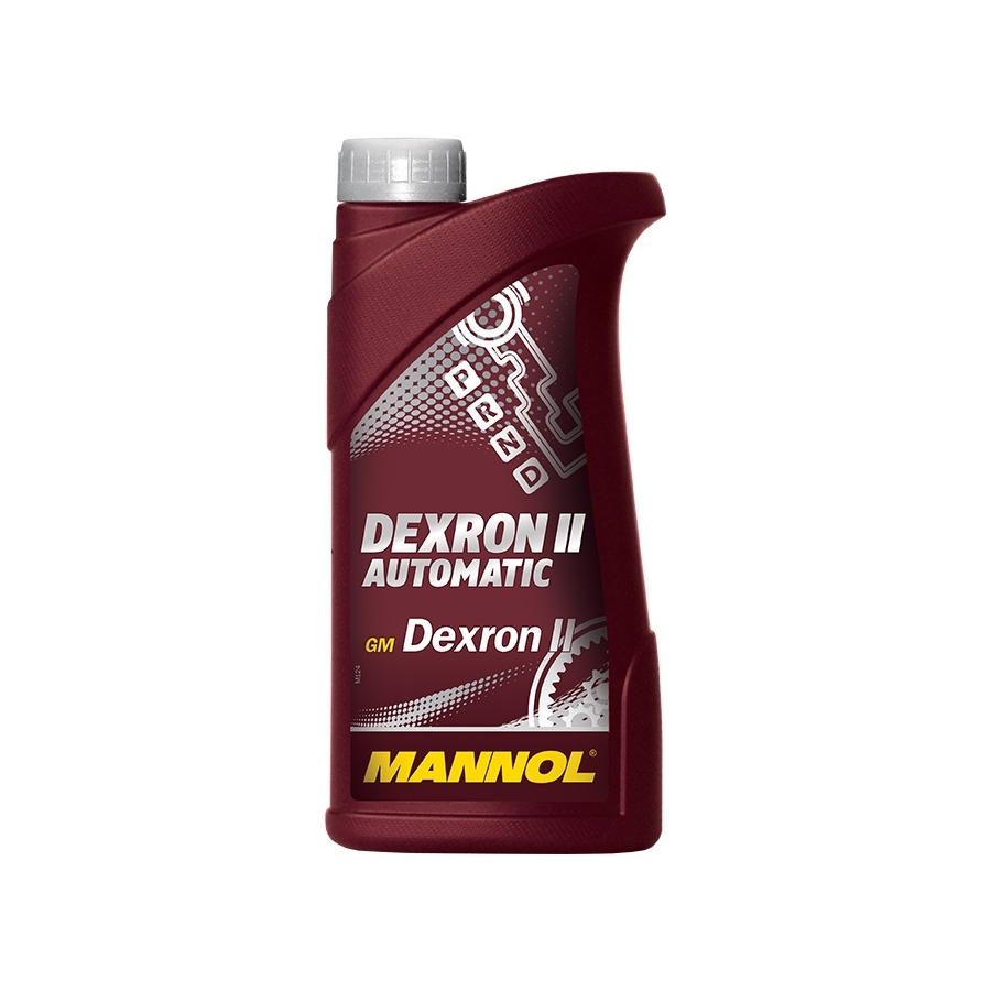 Tepalas MANNOL DEXRON II AUTOMATIC, 1L