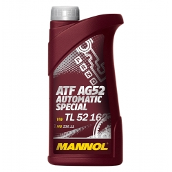 Tepalas MANNOL ATF AG52 AUTOMATIC SPECIAL, 1L