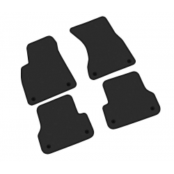 Tekstiliniai kilimėliai AUDI A6 (C7) 2011-2018