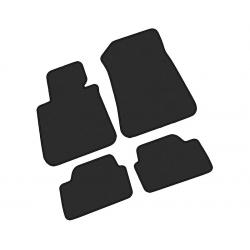 Tekstiliniai kilimėliai BMW 1 E87 2004-2011