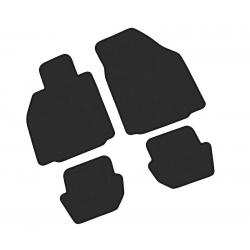 Tekstiliniai kilimėliai PORSCHE 911 2005-2012