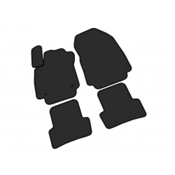 Tekstiliniai kilimėliai RENAULT CLIO 2012→