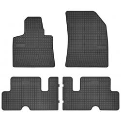 Guminiai kilimėliai CITROEN C4 Picasso II 2013→ (dviejų eilių)