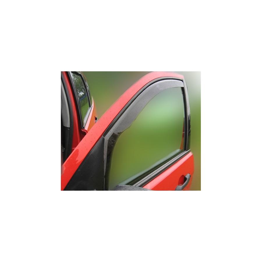 Vėjo deflektoriai AUDI A4 4 durų 2009→ (Priekinėms durims)