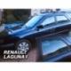 Vėjo deflektoriai RENAULT LAGUNA 1994-2001 (Priekinėms ir galinėms durims)