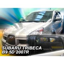 Vėjo deflektoriai SUBARU TRIBECA B9 5 durų 2005-2014 (Priekinėms ir galinėms durims)