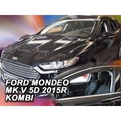 Vėjo deflektoriai FORD MONDEO Combi 2015→ (Priekinėms durims)