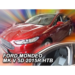 Vėjo deflektoriai FORD MONDEO Hatchback 2015→ (Priekinėms durims)