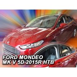Vėjo deflektoriai FORD MONDEO Hatchback 2015→ (Priekinėms ir galinėms durims)
