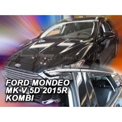Vėjo deflektoriai FORD MONDEO Combi 2015→ (Priekinėms ir galinėms durims)