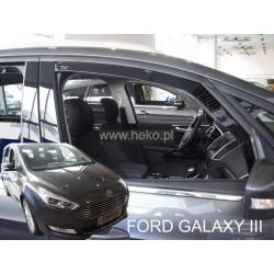 Vėjo deflektoriai FORD GALAXY III 5 durų 2015→ (Priekinėms durims)