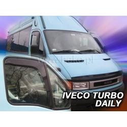 Vėjo deflektoriai IVECO TURBO DAILY 2000-2014 (Priekinėms durims)