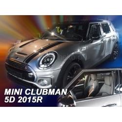 Vėjo deflektoriai MINI COOPER CLUBMAN (F54) 5 durų 2015→ (Priekinėms durims)